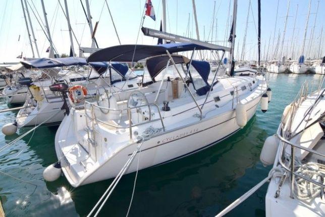 Jacht żaglowy Beneteau Cyclades 43.4, 2006r.