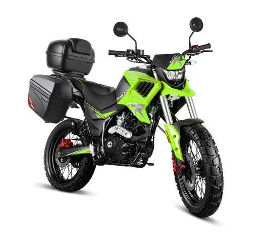Motocykl 125 Turystyczny Barton Hyper 125 jak Junak Romet Dowóz Raty