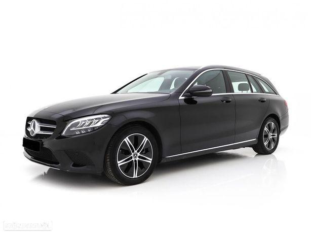 Mercedes-Benz C 200 Business Solutuon Diamond Black