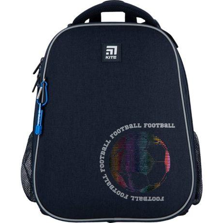 Новинка! Рюкзак шкільний каркасний Kite Education Football K21-531M-6