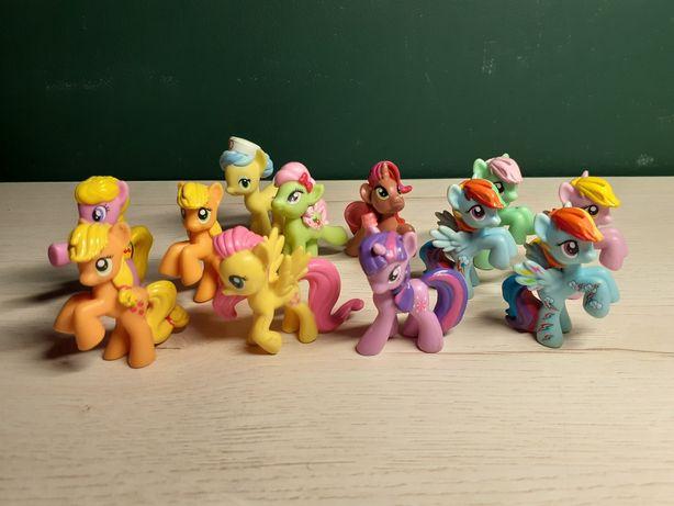 Minifigurki My Little Pony