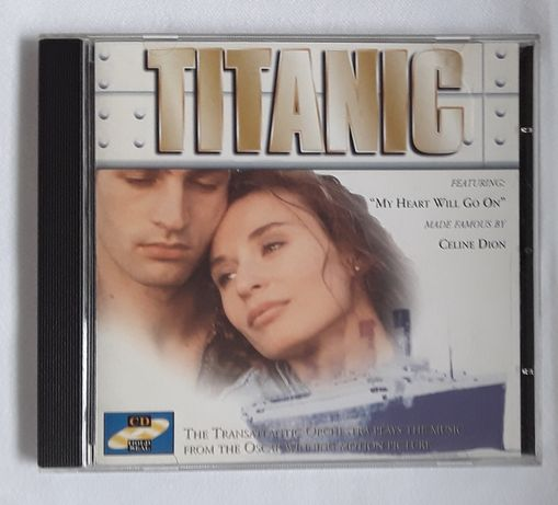 CD Titanic - Banda Sonora