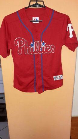 Koszulka baseball Philadelphia Eagles