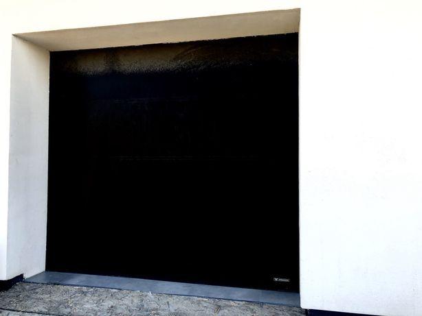 Brama garażowa ELEKTRYCZNA