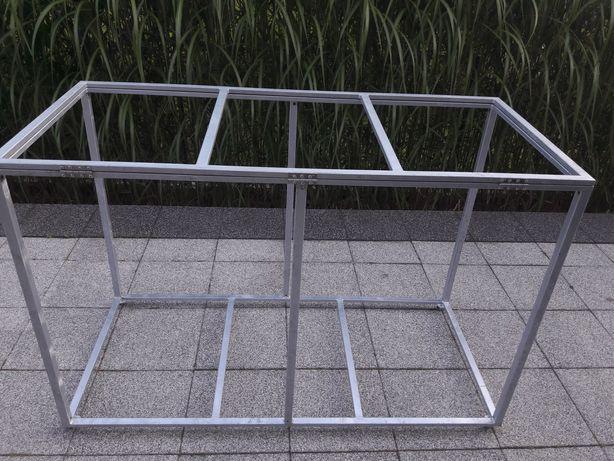 Stelaż konstrukcja metalowa do skrzyni szafy itp