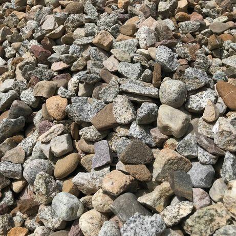 kruszywo drogowe, kamień, kliniec, grys, granit, żwir- 16-32