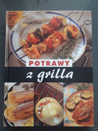 Książka Potrawy z grilla, idealna na prezent