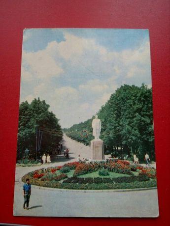 открытки старинные