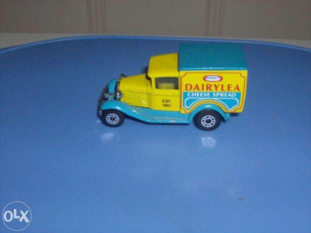 Matchbox superfast ford model a van - kraft dairylea (como novo)