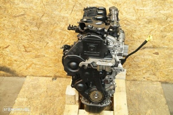 Motor FORD FOCUS C-MAX 1.6 TDCI 90 CV - HHDA HHDB