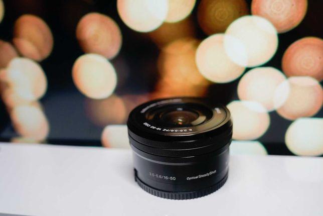 Obiektyw 16-50 mm Sony f/3.5-5.6