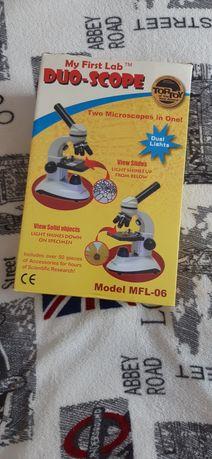 Мікроскоп для дослідів