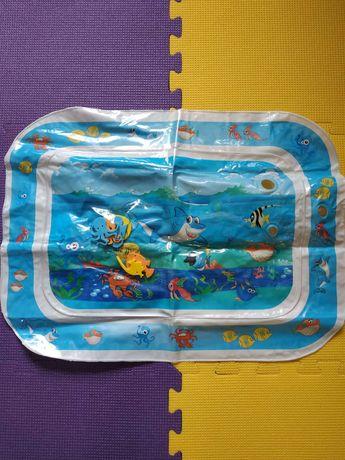 Водный коврик надувной