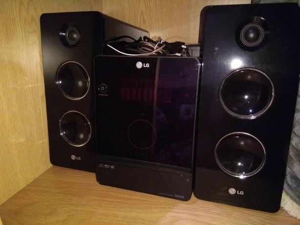 Aparelhagem LG micro hi fi system FA162