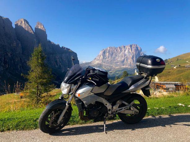 Sprzedam motocykl Suzuki GSR 600
