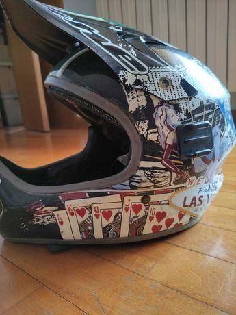 capacete THE Vegas downhill