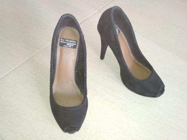 Sapatos sra Pull &Bear
