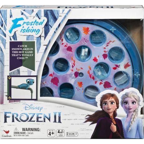 Frozen 2  Игра увлекательная рыбалка