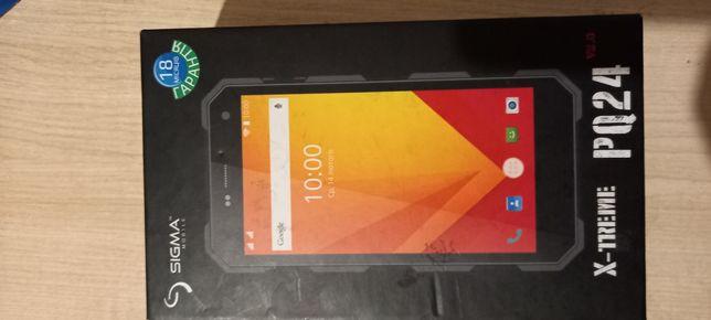 Б/У Sigma mobile X-treme PQ24