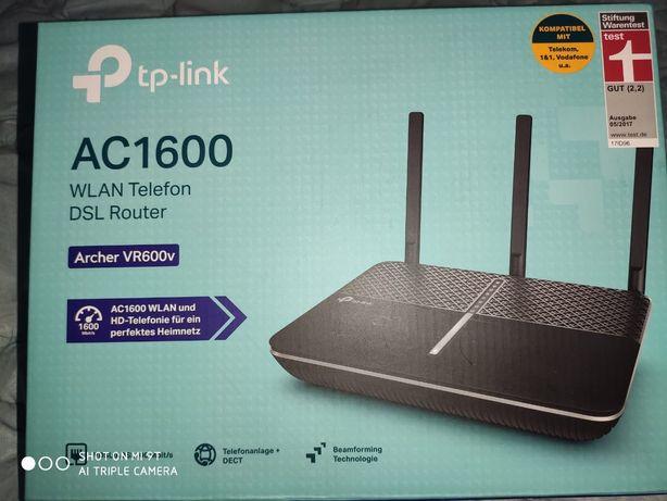Модем-роутер Tp-Link Archer VR600v AC1600