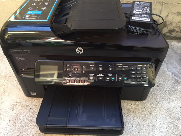 Impressora avariada hp c410b
