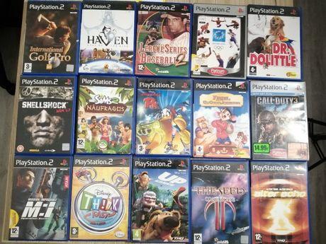 jogos ps2 vários disponiveis a 3,50€