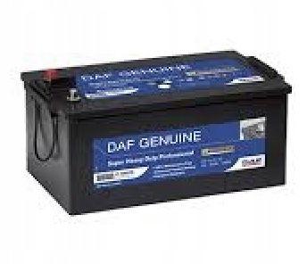 Akumulator DAF Genuine 240 Ah 1200 A