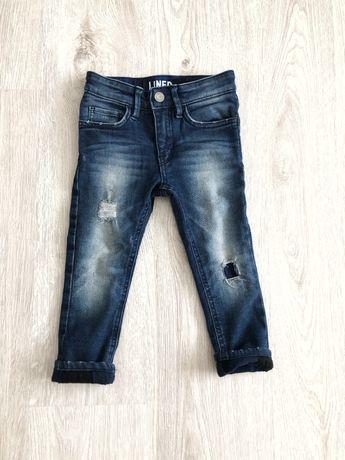 Крутезні теплі джинси hm