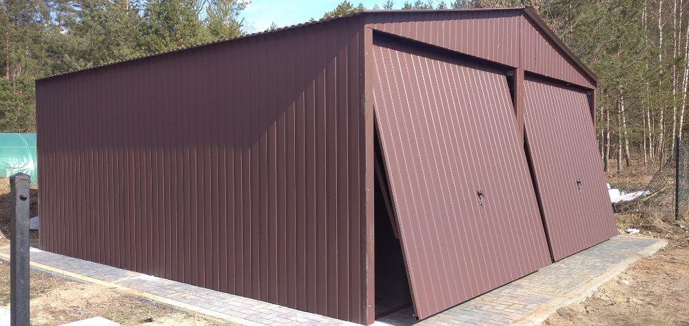 garaż 6x5,6x6,6x9, garaże blaszane na wymiar, hale, wiaty