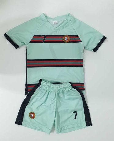 Camisolas de Homem e conjuntos (calção e camisola) criança Portugal
