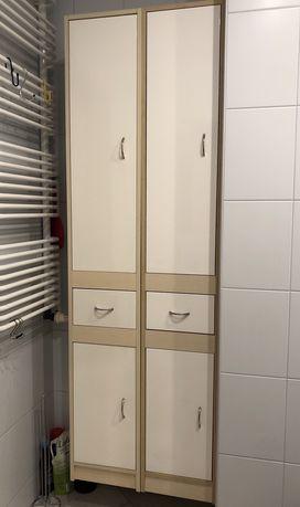 Szafki łazienkowe - słupki, możliwość kupna pojedynczo cena za sztuke