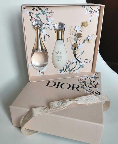 Dior Jadore Zestaw upominkowy  50 ml + body milk 75 ml