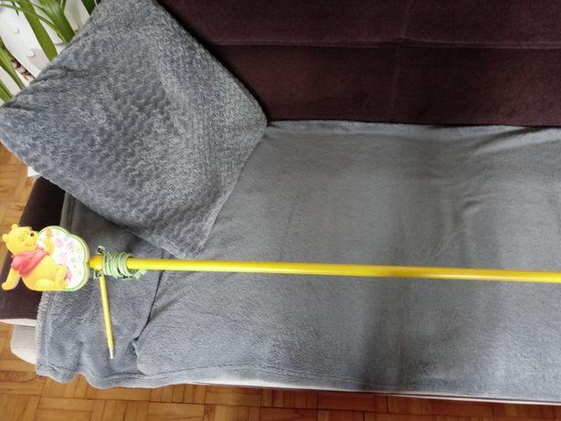 Karnisz 180cm dla dziecka Kubuś Puchatek