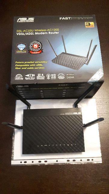 Router Asus DSL-AC55U