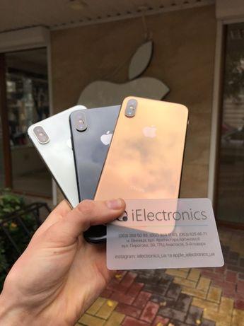 iPhone Xs 256 GB !Гарантия 3 месяца + РАССРОЧКА ПОД 0 %!