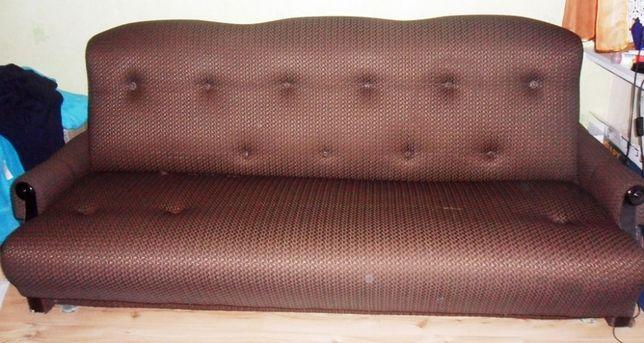 kanapa, wersalka, sofa + pojemnik na pościel