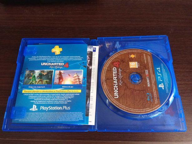 Uncharted 4: Kres Złodzieja.