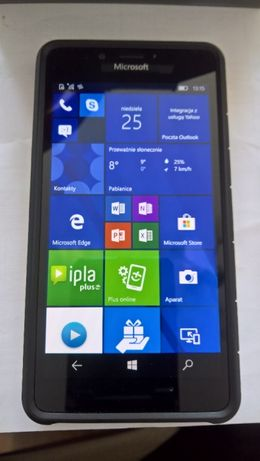 Microsoft 950 Lumia LTE aparat 20 MPX objektyw Zeiss bez 1 ryski