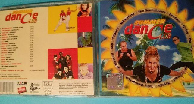 Snake's Music - Summer Dance Club - CD 1999