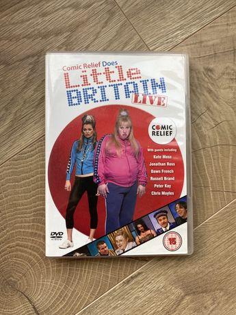 Dvd Little Britain
