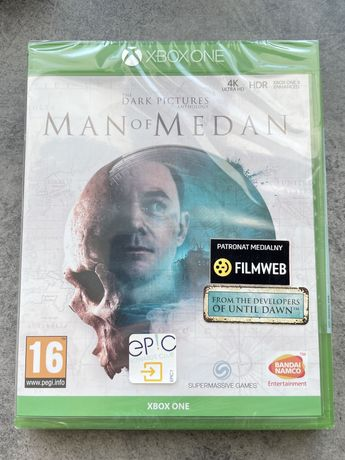 Man of Medan nowa gra Xbox