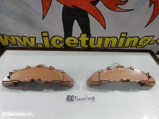 Capas de travao Brembo com tinta de alta temperatura Foliatec Cobre Metalico