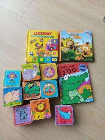 Zestaw książeczek dla dziecka