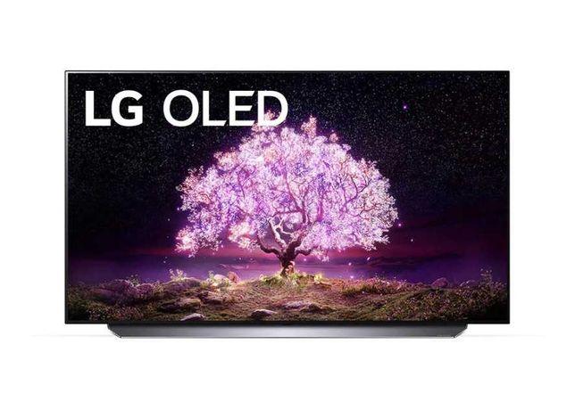 Телевізор LG OLED 4K серії C1 з діагоналлю 55 дюймів 2021 55С14LB
