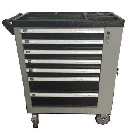 Szafka narzędziowa wózek narzędziowy 7 szuflad