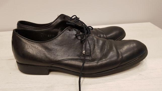 Gino Rossi 41 męskie buty eleganckie