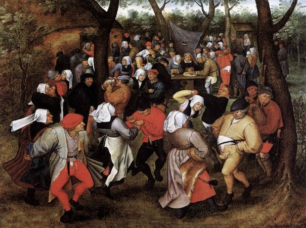 Quadro - Pintura - Pieter Brueghel The Younger