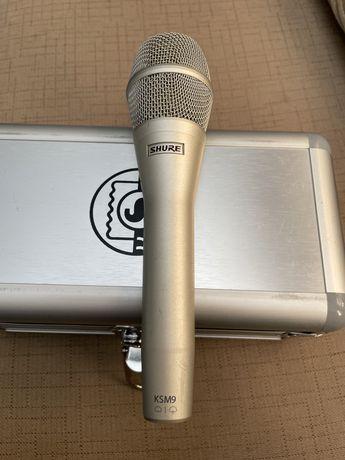 Shure KSM 9 mikrofon pojemnościowy