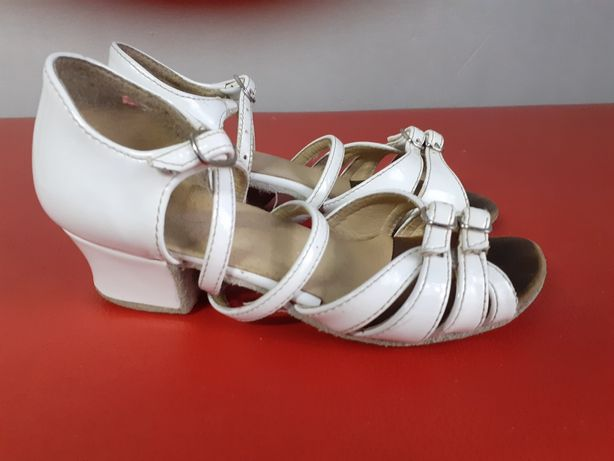 Туфлі для бальний танців 20см
