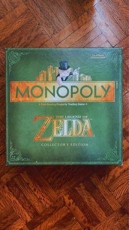 Monopoly Zelda Editon